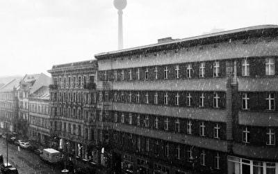 Berlin, du bist nicht so wunderschön.