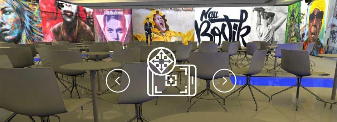 VR – das perfekte Planungstool für die Live-Kommunikation?