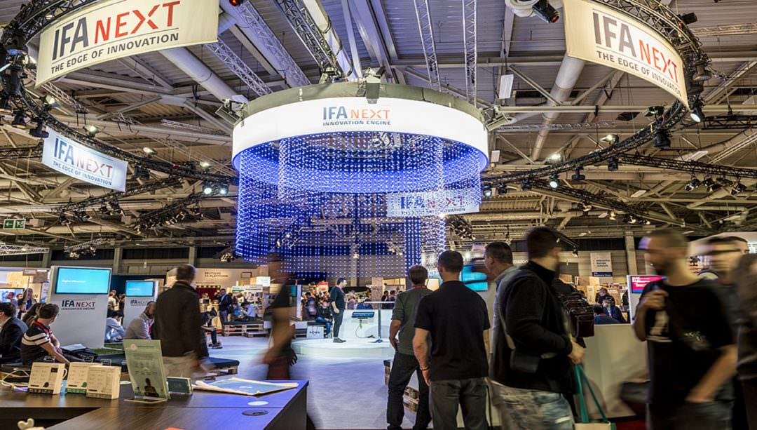 DNA of Innovation – IFA NEXT
